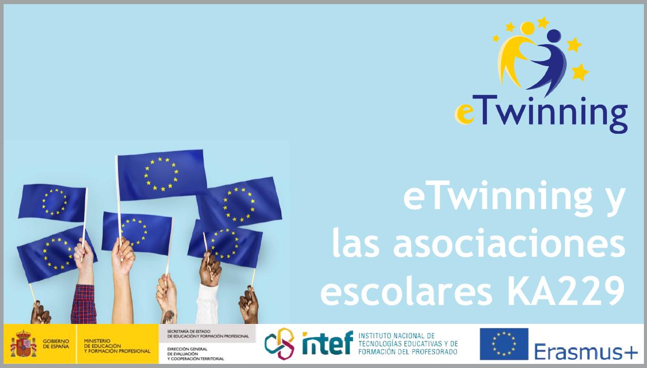 eTwinning adibideak – Erasmus+ KA229 eskola-elkartea