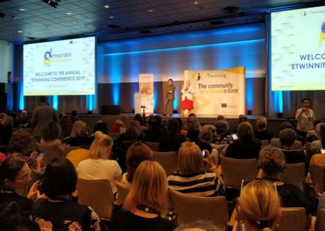 Conferencia Anual eTwinning 2019