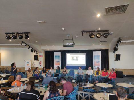 eTwinning en el Encuentro de Centros de Programas Europeos en Canarias