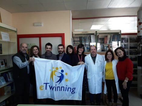 El SNA eTwinning visita el IES Cantabria, en Santander