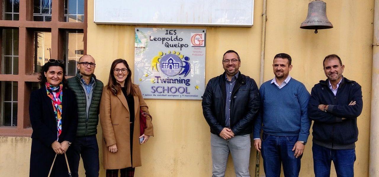 El SNA eTwinning visita Melilla