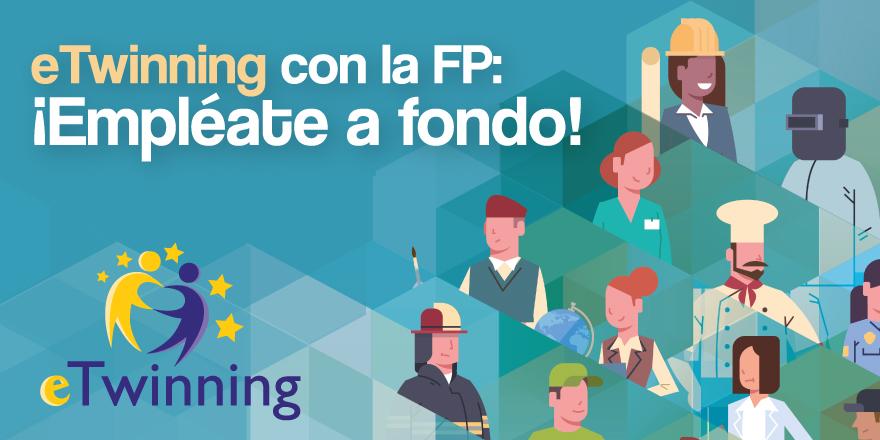 Proyectos eTwinning de Formación Profesional