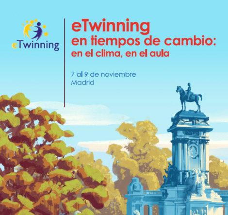 Seminario eTwinning en tiempos de cambio: en el clima, en el aula