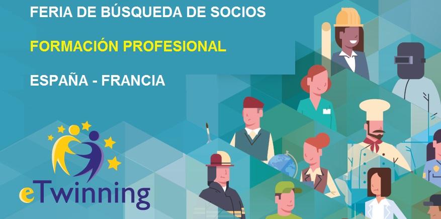 Feria de búsqueda de socios para Formación Profesional en Francia y España