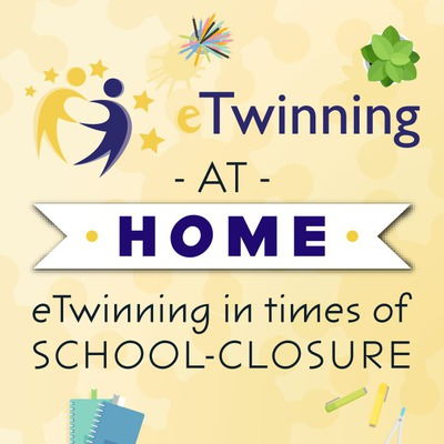 "Nuevo grupo: ""eTwinning at home: eTwinning in times of school closure"""