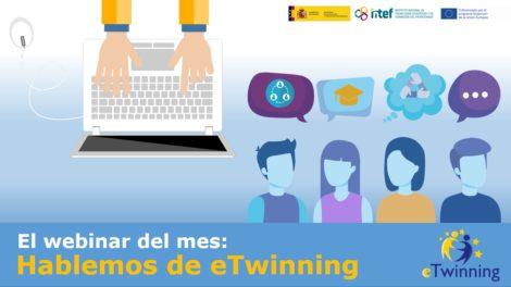El webinar del mes de noviembre: ¿Cómo conseguir el reconocimiento eTwinning school?