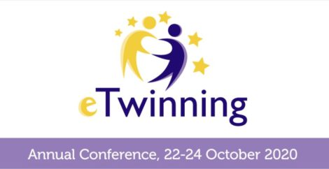 Conferencia Anual eTwinning 2020. 22, 23 Y 24 de octubre