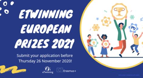 Premios Europeos eTwinning 2021