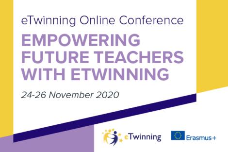 Conferencia temática online eTwinning para docentes universitarios