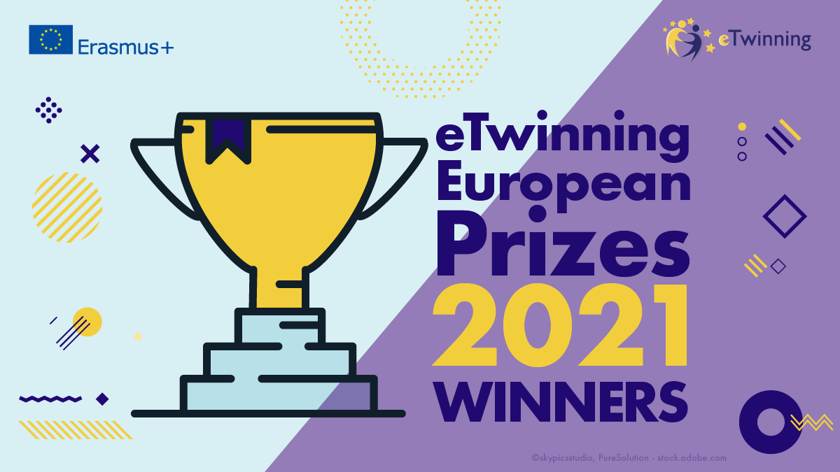 Ganadores de los Premios Europeos eTwinning 2021
