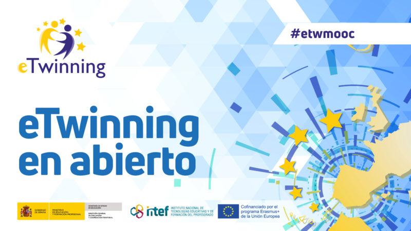 """MOOC """"eTwinning en abierto"""" (4ª ed.) 2021"""