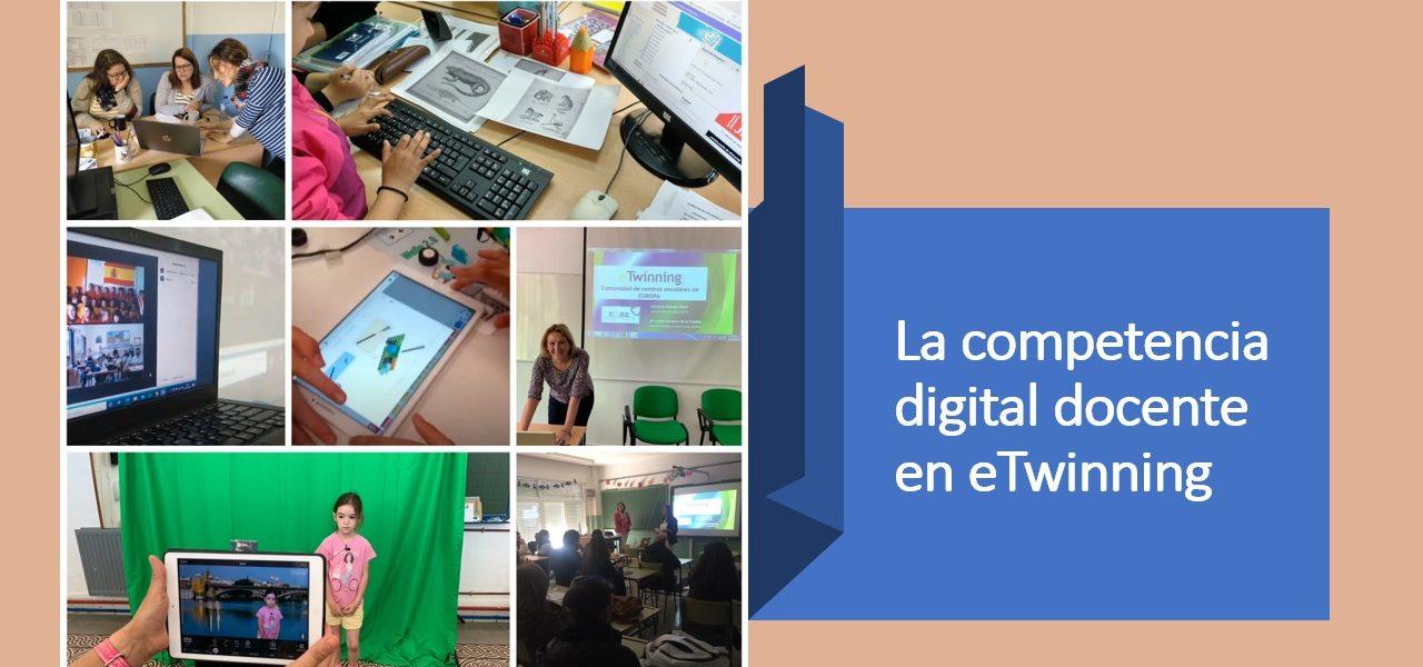 La competencia digital docente en eTwinning