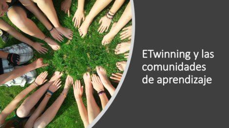 eTwinning y las comunidades de aprendizaje