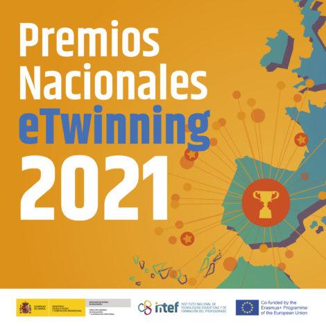 Premios Nacionales eTwinning 2021: Listado de proyectos y docentes galardonados