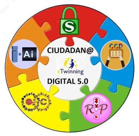 "Premio Nacional eTwinning 2020: ""Ciudadan@ digital 5.0"""