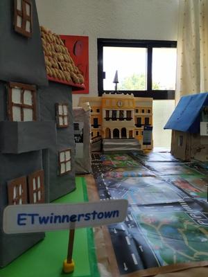 """Premio Nacional eTwinning 2020: """"ETwinnerstown"""""""