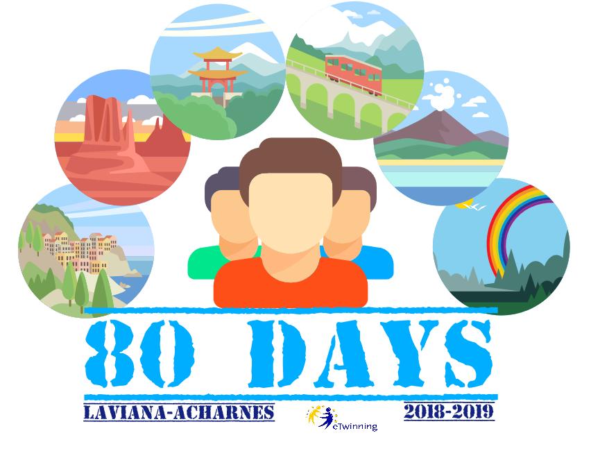 "Premio Nacional eTwinning 2020: ""80 Days"""
