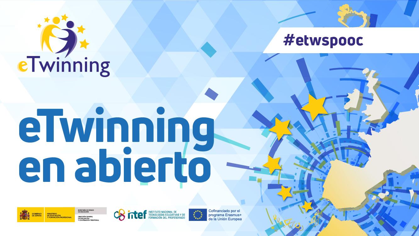 """SPOOC """"eTwinning en abierto""""- nueva edición"""