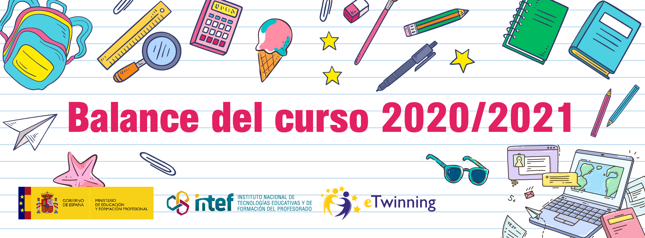 Balance eTwinning curso 2020/2021