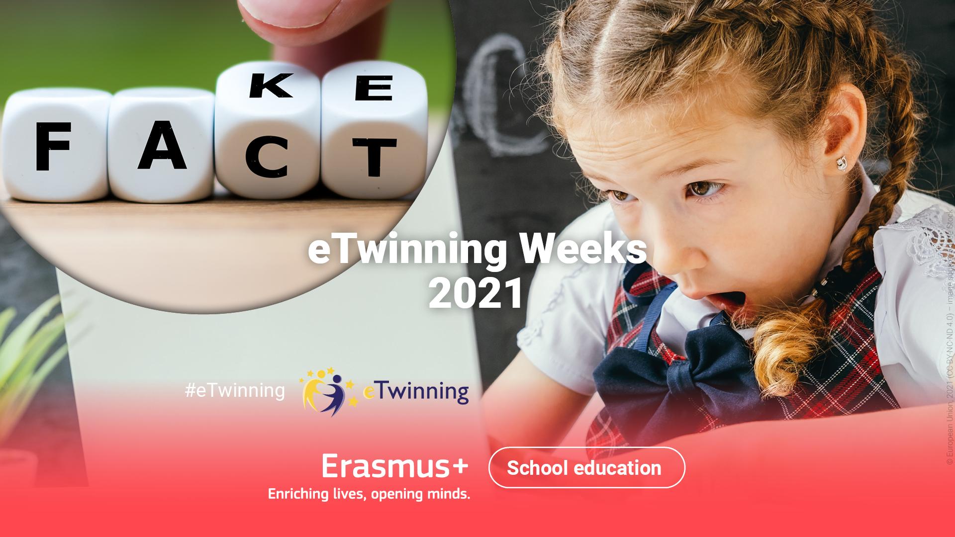 ¡Ya están aquí las eTwinning weeks 2021!