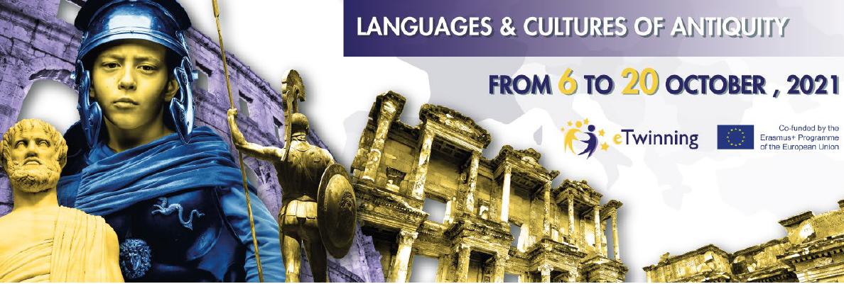(Ampliación de plazo) Languages & cultures of antiquity, seminario eTwinning en línea en Francia
